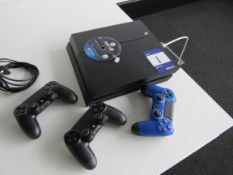 Sony PS4 Playstation Games Console