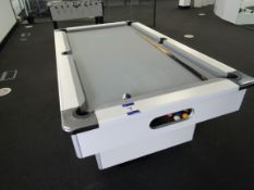 Pool Table 7ft with Various Cues and Balls
