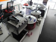 Quantity Various Customer Service examples of Small Andrew James Appliances – Not Tested, Must be