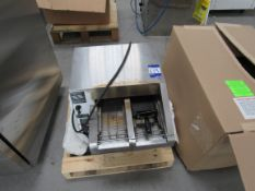 Hatco ITQ-1750 Twin Conveyor Toaster, Serial Numbe