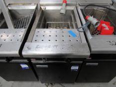 Waldorf PCLB8120E Pasta Boiler Serial Number 78137