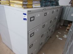 5 x 4 Drawer Filing Cabinet