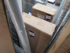 4 Grey Shelves, 400 x 800