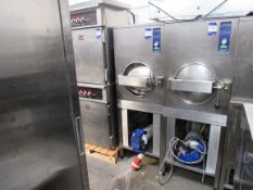 Bonnet High Pressure Steamer
