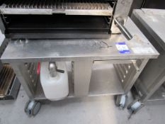 Stainless Steel Appliance Stand