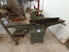 Wadkin Bursgreen Surface Planer Thicknesser