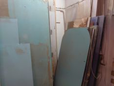 Assortment of Sheet Material