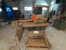 SCM T130P Spindle Moulder