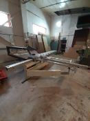 2001 SCM S1 350N Sliding Table Saw