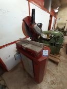 Cassesse Tiger FC300 Mitre Saw with Dust Extraction Unit
