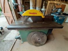"Dominion (W1 Rip Saw) 26"" Saw Bench"