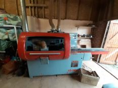 2004 Holzmann VS-20N 4 Head Planer