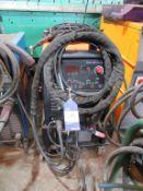A Jasic TIG 315P AC/DC welder