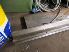 Blade & beam for a 3 metre press brake