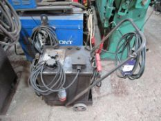 A CRT Ringan oil filled welding unit 3PH
