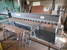 Edwards Truecut 2.5m x 3.25mm guillotine