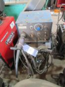 A Cemont MIG 45 welder complete with a UTF 4.1 wire feed