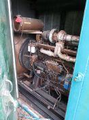 Broadcrown Generator Set in soundproof box