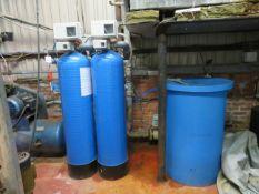 Pentair Water Softening System