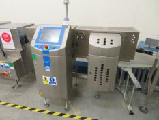 Loma CW3 Check weigher.