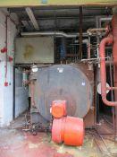 Thompson Cochran Wee Chieftan Steam Boiler
