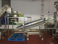 Urschel Cheese dicer/slicer