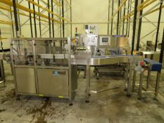 Composite Lot - Consol Converging Systems & Ilapak Carrera 1000 packing line comprising lots 480-481