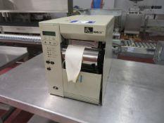 Zebra 105 SL Label Printer