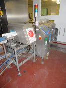 Loma Combination Metal Detector and Check weigher.
