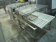 Northwood Food Machinery. SN 6008. Year 2016. Model NFMBC Cheese cutter.
