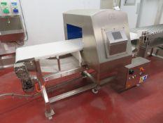 Loma IQ3+E Metal Detector.