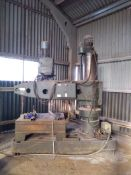 Asquith ODI 6ft Radial Arm Drill