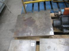 A Machine Table 610mm x 455mm