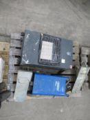 Draper 12V/24V Battery Charge + Start, Elite Mobile Gas Heater and 2 Acro Support Brackets