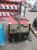 A Meteor Wickham Autowash Steam Cleaner