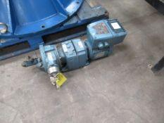 Delasco PCM dl12pa45 Peristaltic Pump Unit c/w Ler