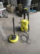 A Karcher K2-335 Pressure Washer (spares/repairs)