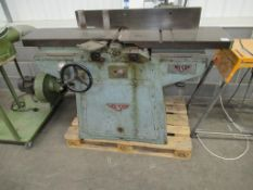 Wilson Bros Planer Thicknesser
