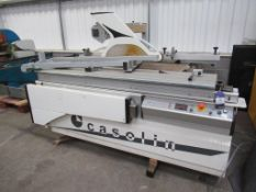 Casolin Astra SE400 Panel Saw