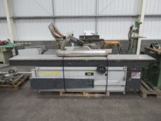 Robland Sliding Table Saw.
