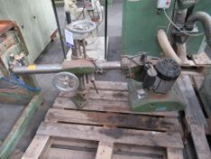 3 roller powerfeed unit 3ph