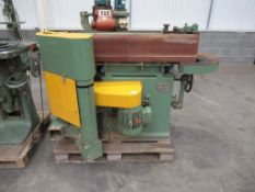 Horizontal Belt Sander