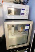 Husky Fridge & Microwave