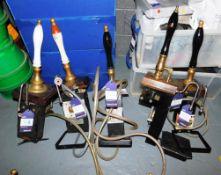 Five Hand Pumps