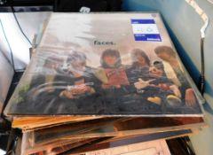 Vinyl LP's Approximately 40