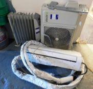 Electriq 240v Air Conditioning Unit