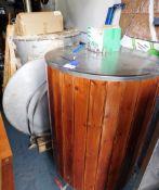 Brew Plant comprising Copper, Mashtun, Hot Liquer Tank, 500Ltr