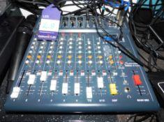 Studiomaster Club XS10 Audio Mixer