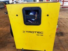 Trotech TEH 100 415V Space Heater