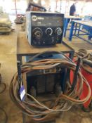 Miller MIG Welder and Wire Feed (spares/repair)